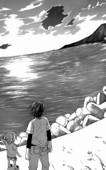 Barakamon-sea